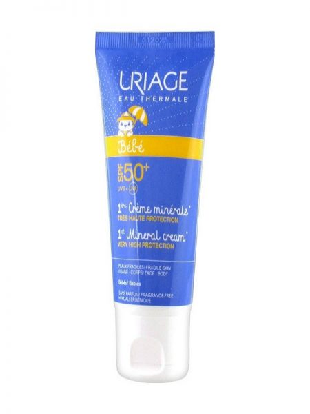 کرم ضد آفتاب مینرال کودکان باSPF50