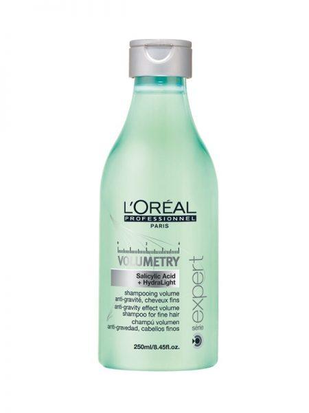 شامپو حجم دهنده موهای نازک ولومتری لورال پروفشنال
