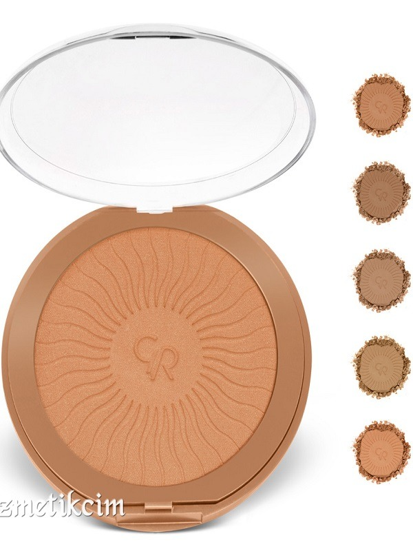 Golden Rose Bronzing Terra Powder