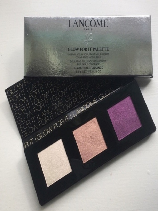 Lancome Glow For It Multi-Purpose Highlighter Palette