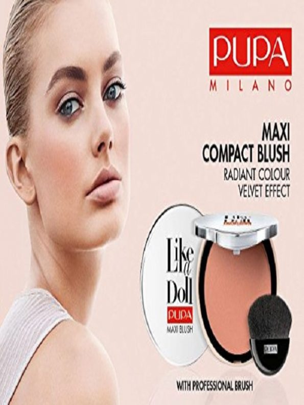 Pupa Like A Doll Maxi Blush.