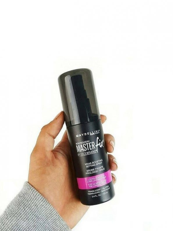 Maybelline Master Fix Spray1
